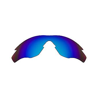 Polarized Replacement Lenses for Oakley M2 Frame XL Sunglasses Blue Anti-Scratch Anti-Glare UV400 by SeekOptics