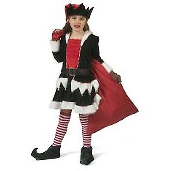 Wichtel Elfe Mädchenkostüm Weihnachten Mädchen Kostüm