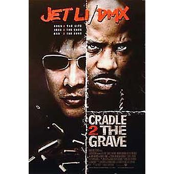 Cradle 2 The Grave (Double Sided Regular) Poster originale al cinema