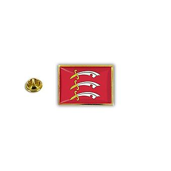 Pins Pin Badge Pin's Metal Broche Drapeau Anglais Royaume Uni Essex