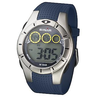 SINAR jeugd horloge Kids horloge digitale Quartz Unisex rubber XG-70-2