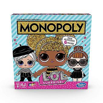 Monopoly Game: L.O.L. Surprise Edition Board Game