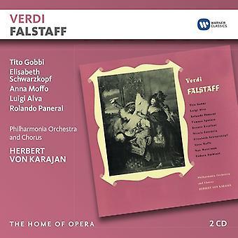 Verdi / Karajan, Herbert Von - Falstaff [CD] USA import