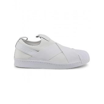 Adidas - Shoes - Sneakers - BZ0111_Superstar-Slipon - Unisex - White - 13