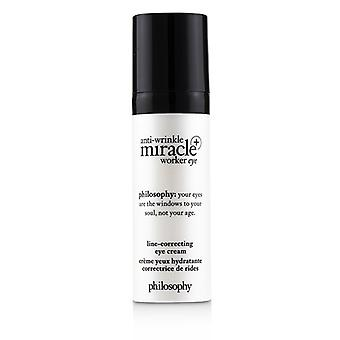 Philosophy Anti-wrinkle Miracle Worker Eye+ Line-correcting Eye Cream - 15ml/0.5oz