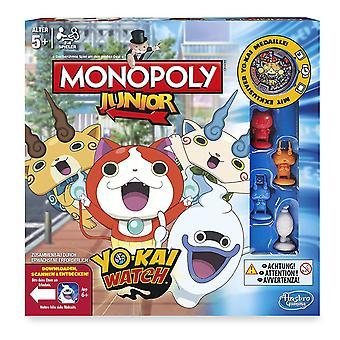 Hasbro Spiele Monopoly Yo-kai Watch Junior (German version)