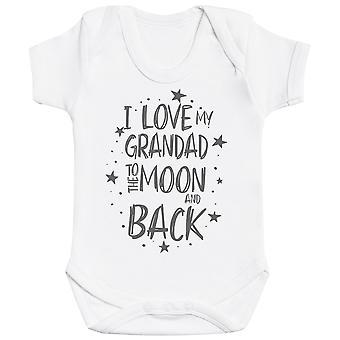 Ik hou van mijn opa naar de maan en terug Baby Romper