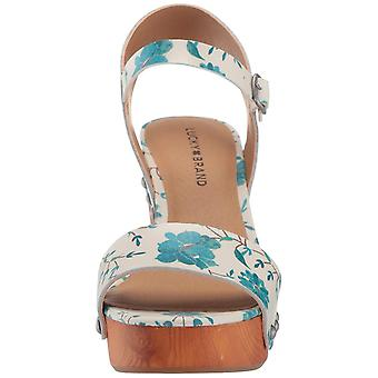 Mulheres Lucky Brand ' s TRISA salto alto sandália heeled