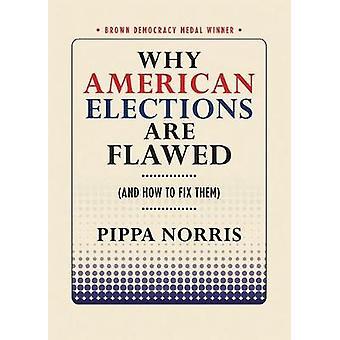 Yhdysvaltain vaalit ovat Flawed (ja kuinka korjata ne) Pippa Norr