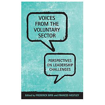 Voices From the  Voluntary Sector by Frederick Bird