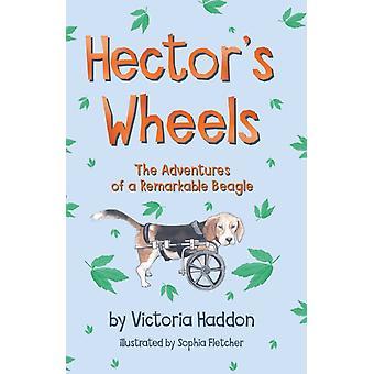 Hectors Wheels by Victoria Haddon