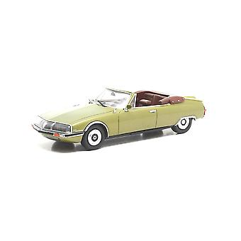 Citroen SM Mylord Chapron Convertible (1971) Resin Model Car