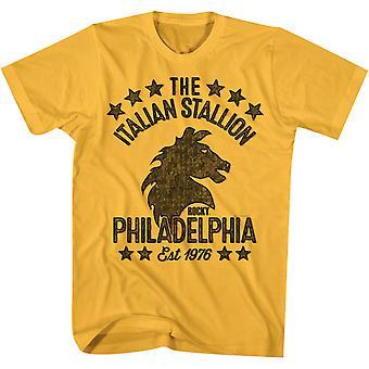 American Classics Rocky Italienisch Hengst T-Shirt - Ingwer