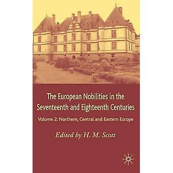 The European Nobilities by Edited by H Scott
