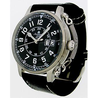 Aeromatic A1290 Swiss Ronda Horloge