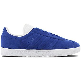 adidas Gazelle Stitch and Turn BB6756 Men's Shoes Blue Sneakers Sports Shoes