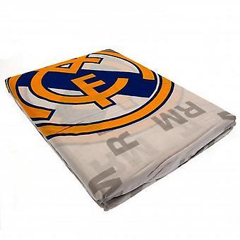 Real Madrid CF Single Duvet Set