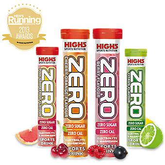 High5 Zero Electrolyte Sports Drink | 20 Tablets Per Tube