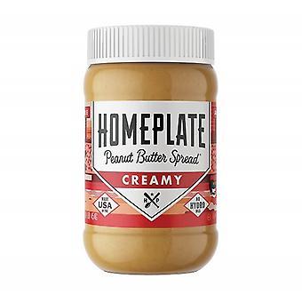 Home Plate Peanut Butter Creamy Gluten Free
