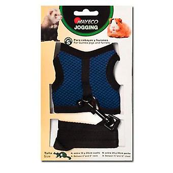 Nayeco Jogging rodents harness M (Small pets , Cages and Parks)