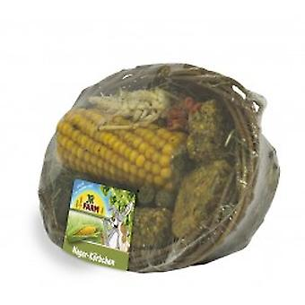 Jr Farm  Rodent Basket (Small pets , Treats)