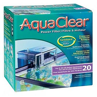 Aquaclear Backpack Filter 20 (Fish , Filters & Water Pumps , External Filters)