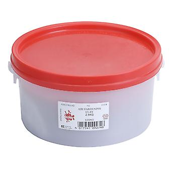 Scola ADC2.5KG/42 Air Drying Clay 2.5kg Stone