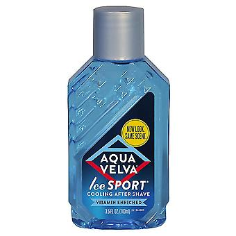 Aqua velva ice sport after shave, 3.5 oz