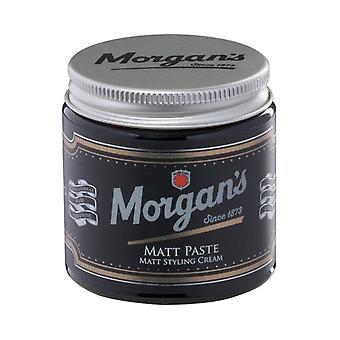 Morgan's Matt Paste, Matt Styling Cream 120ml
