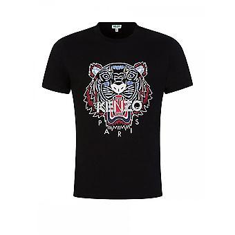 Kenzo Classic Tiger Black T-shirt