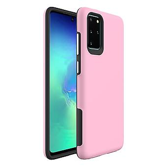 For Samsung Galaxy S20+ Plus Case Shockproof Protective Cover Pink
