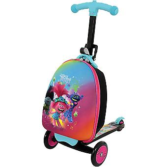 Dreamworks trolls world tour trolls 3in1 scootin maleta mv deportes edades 3