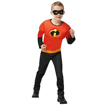 Child Dash Muscle Costume - Incredibles 2