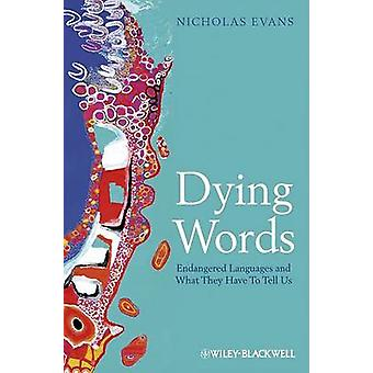 Dying Words by Evans