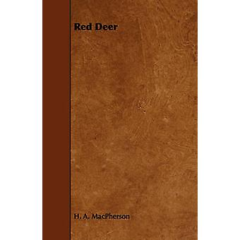 Red Deer by MacPherson & H. A.