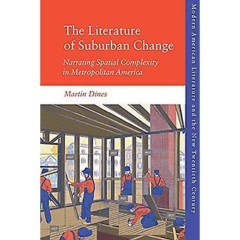 Litteratur av Suburban Change av Martin Dines
