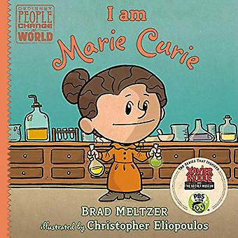 I am Marie Curie by Brad Meltzer - 9780525555858 Book