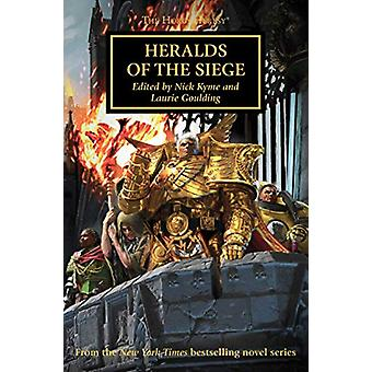 Heralds of the Siege by John French - 9781789990522 Book