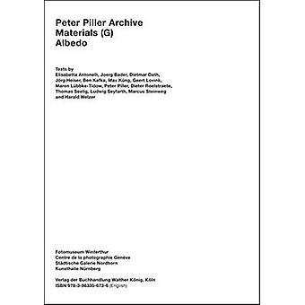 Peter Piller Archive - Materials (G) Albedo by Thomas Seelig - 978386