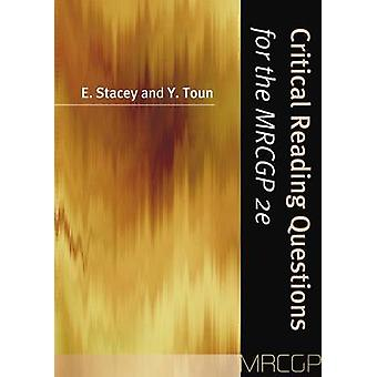 Critical Reading Questions for the MRCGP by Ese Stacey - 978190484208