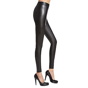 Bas Bleu Women's Ellen Faux Leather Leggings