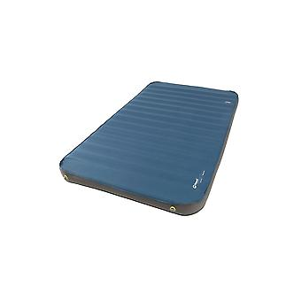 Outwell Dreamboat Double Self-Inflating Mat 12cm Blue