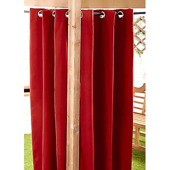 Rotwasserwiderstandsfähige Außenanlage 55