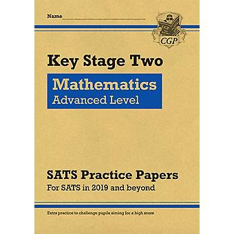 KS2 Maths Targeted SATS Practice Papers Advanced Level for the 2021 tests by Books & CGP