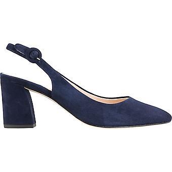 Hogl eleganza blau High Heels Damen blau
