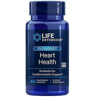 FlorAssist Herz Gesundheit Probiotika (60 vegetarische Kapseln) - Life Extension