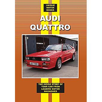 Audi Quattro by Colin Pitt - 9781841550008 Book