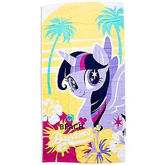 My Little Pony Unicorn Crush Handduk Badlakan 140*70cm