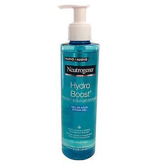 Neutrogena Hydro Boost Water Gel Cleanser Pump 200ml