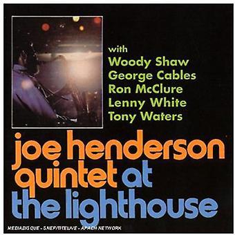 Joe Henderson Quintet - Joe Henderson Quintet at the Lighthouse [CD] USA import